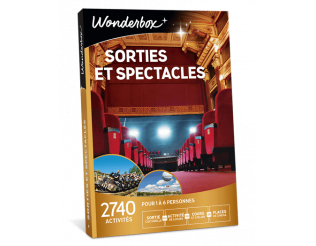 WONDERBOX - Sorties et...