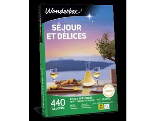 WONDERBOX - Sejour et Délices