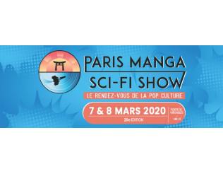 Paris Manga & Sci-Fi show...